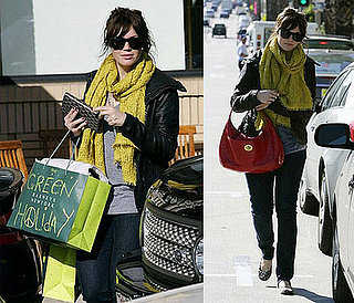 Mandy's Got Love for Green Scarves and Gifts