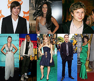 Who Is Your Favorite Rising Star of 2007?