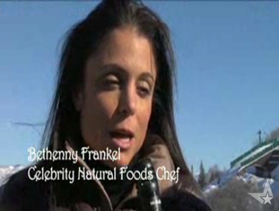Bethenny Frankel:  Natural Chef to the Stars