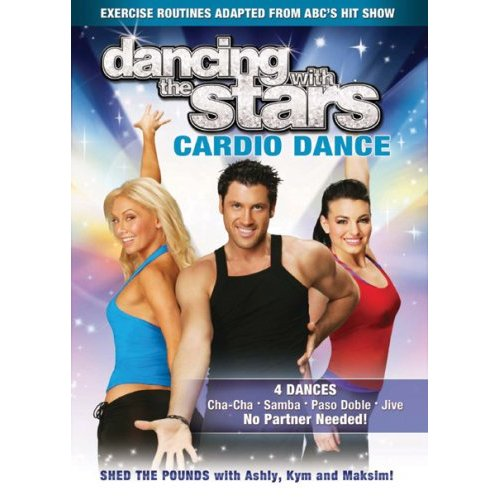 DVD: Dancing with the Stars Cardio Dance