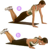 Push-Ups: A Bride-to-Be's Best Friend