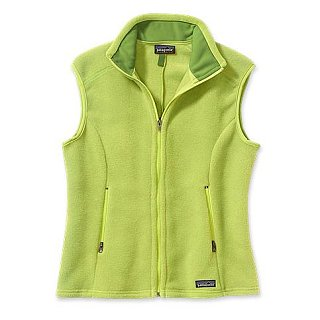 Get Your Butt in Gear: Patagonia Synchilla Vest
