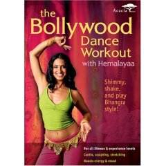 Move It at Home: the Bollywood Dance Workout