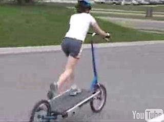 Is This Treadmill Bike For Real?