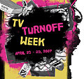 Turn Off Your TV Week - Starts Today!!!!