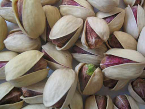 Pistachios Lower Cholesterol