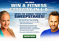 Subway Fresh Fit Sweepstakes