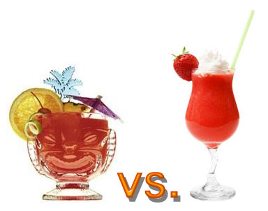 Which Fun Summer Drink Has MORE Calories?