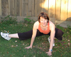 Stretch It: Inner Thigh