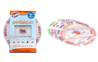 Great New Diet Tool: portionpals