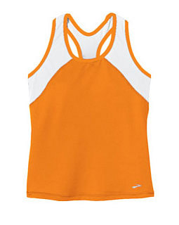 Get Your Butt in Gear:  Brooks Powerpro Mesh Tank