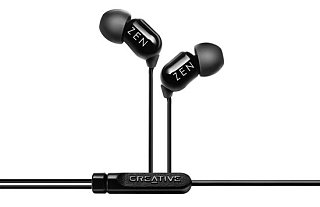 Get in Gear: Creative Zen In-Ear Earphones