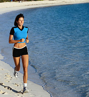 Precautions for Running in the Heat