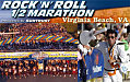 Rock 'n' Run: Rock 'n' Roll Half Marathon Virginia Beach