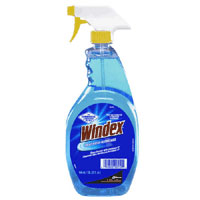 Interesting Diet Tip: A Lil' Windex Will Do