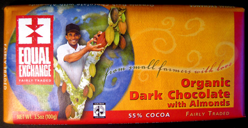 Equal Exchange Organic Chocolate Bars