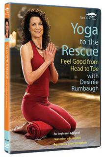 Move it at Home:  Yoga to the Rescue