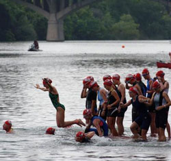Women Only Triathlons