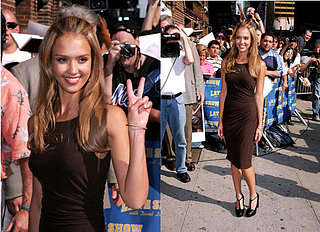 Jessica Alba: Not Nearly As Healthy As Reported