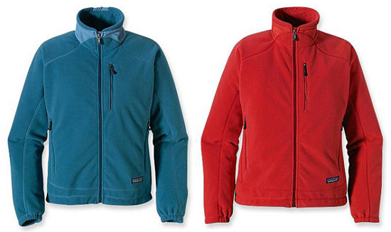Get Your Butt in Gear:  Patagonia Lightweight  Fleece
