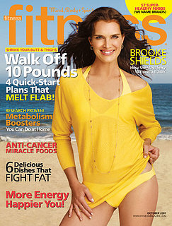 Brooke Shields Shines on Fitness