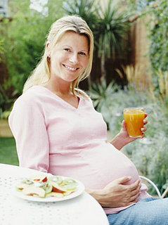 Fit Pregnancy: Eating For Two