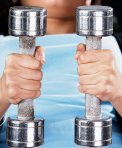 Lifting Tip: Lighten Up Your Grip