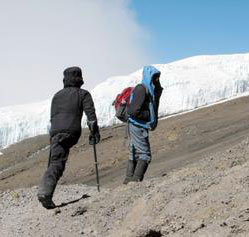 Get Motivated:  13-Year-Old Climbs Mount Kilimanjaro