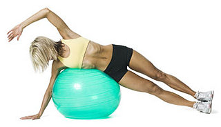 Exercise Ball: Go for Anti-Burst Ball