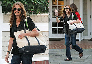 Julia Roberts Knows the Importance of Good Genes