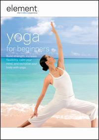 DVD Review: Element Yoga for Beginners