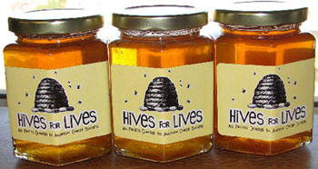 Sweet Inspiration: Hives For Lives