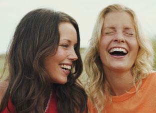 One Minute of Laughing Has Health Benefits