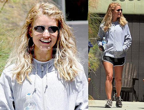 Get the Bod:  Jessica Simpson
