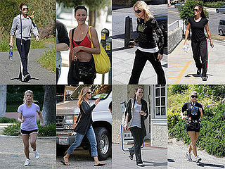 Who Is Your Favorite Fit Female Celebrity of 2007?