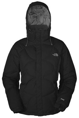 Get Your Butt in Gear: North Face Allure Jacket