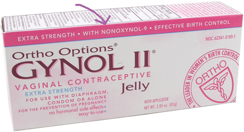The Nitty Gritty on Nonoxynol-9