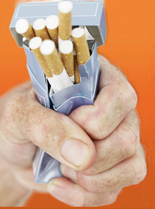 Smoking May Increase Risk for Type 2 Diabetes