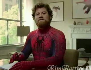 Comcast Spiderman Commercial