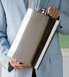 Product of the Day: Giant Hip Flask