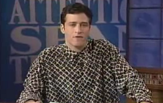 Flashback: Jon Stewart Hosts SAST In 1991