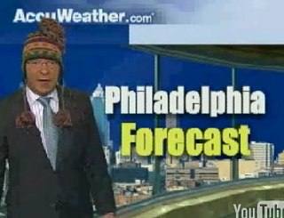 Crazy Weatherman
