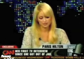 Paris Hilton Power Ballad