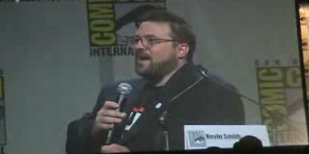 "Kevin Smith Tells Off A ""Fan"""