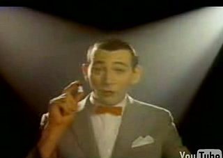 "Flashback: Pee Wee Herman Sez ""Crack Is Wack"""