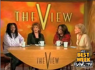 The Vagina Monologues on The View