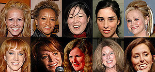 The Results Are in: Your Favorite Female Stand-Up Comic of 2007