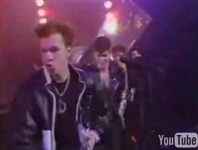 Flashback: NKOTB Wish You a Funky, Funky Christmas