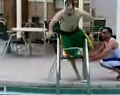 Dumbass Goes Deck Chair Diving