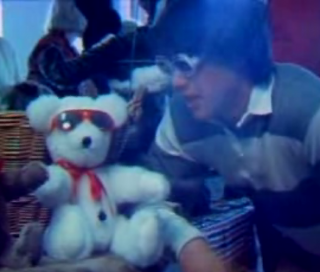 Flashback: Keanu Reeves Reports On Teddy Bears